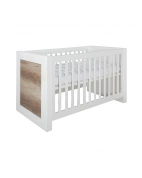 Costa White / Oldwood - Cot bed 70x140