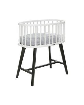Fynn white / black - Crib