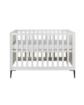 Lasse White - Cot bed 70x140