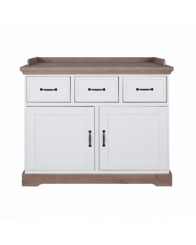 Savona White / Grey - without cross - Chest