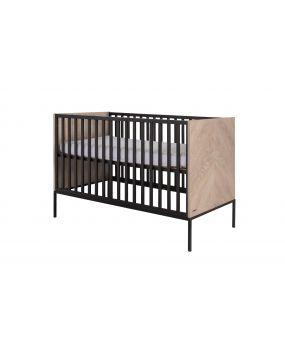 Vince Oak - Cot bed 70x140